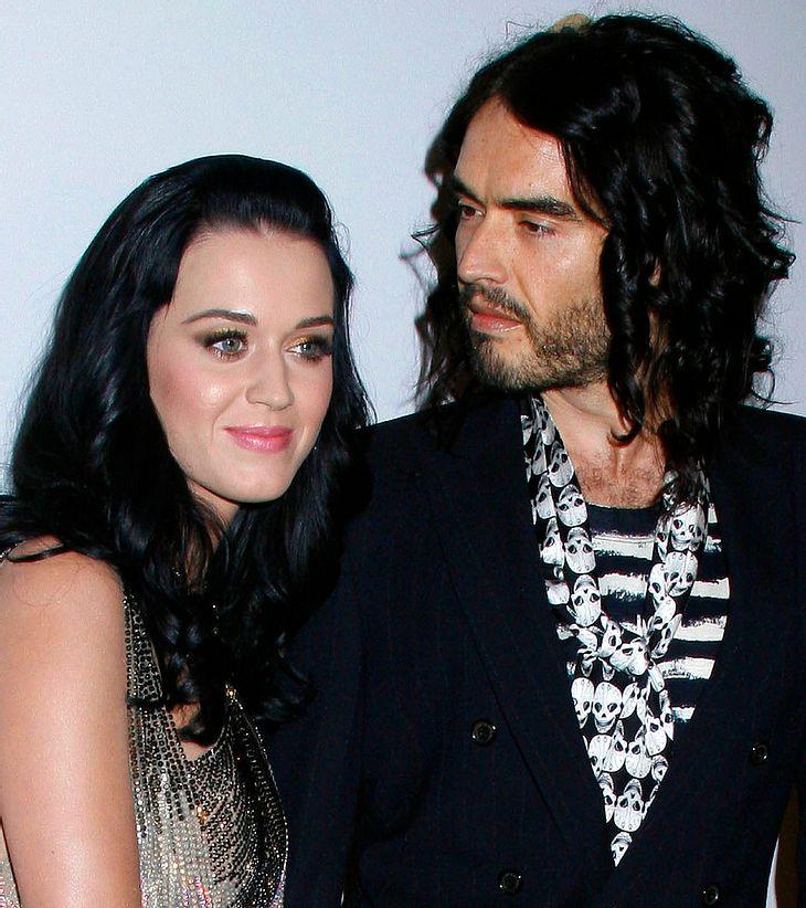 Katy Perry und Russell Brand auf Wohnungssuche in New York