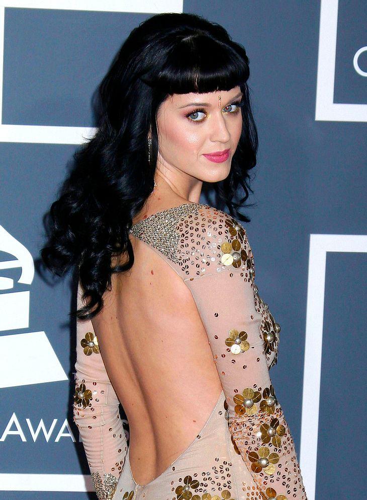 """Katy Perry wird """"Schlumpfine"""""""