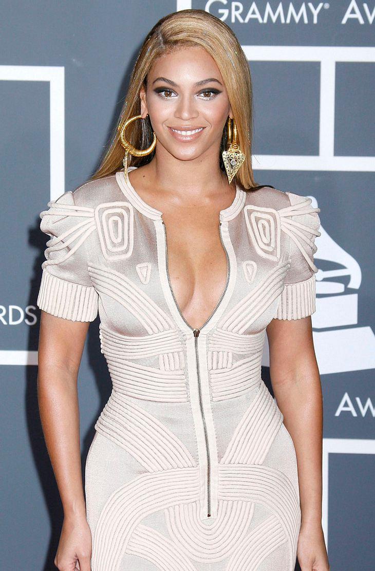 Beyonce, Kings Of Leon und Taylor Swift räumen bei Grammys ab