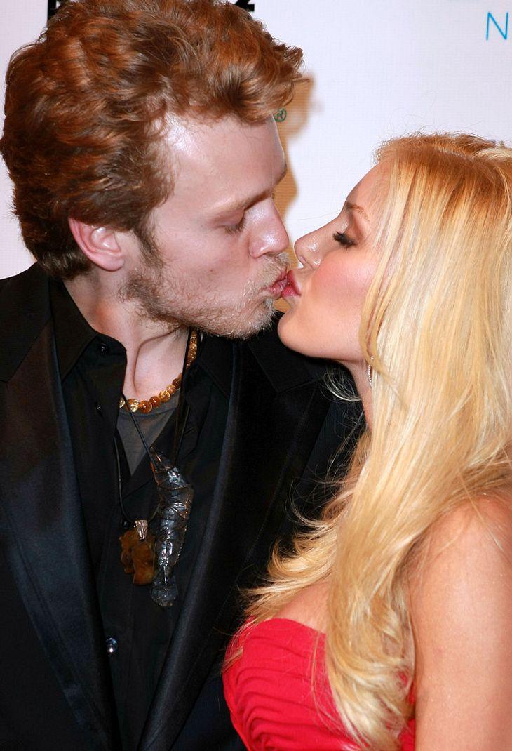 Heidi Montag & Spencer Pratt beim Küssen erwischt