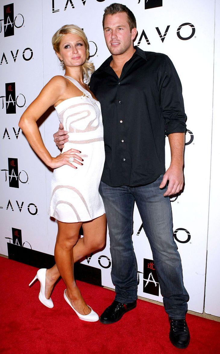 Paris Hilton dementiert Trennungsgerüchte