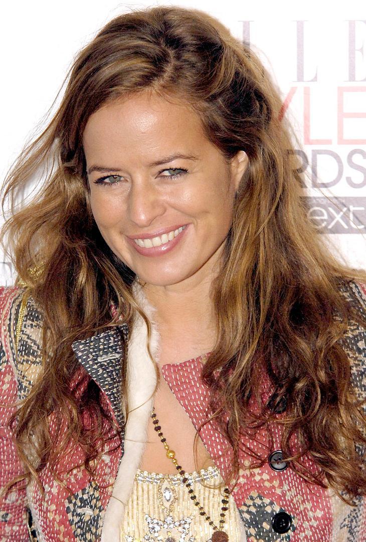 Jade Jagger amüsiert sich über Hochzeitsberichte