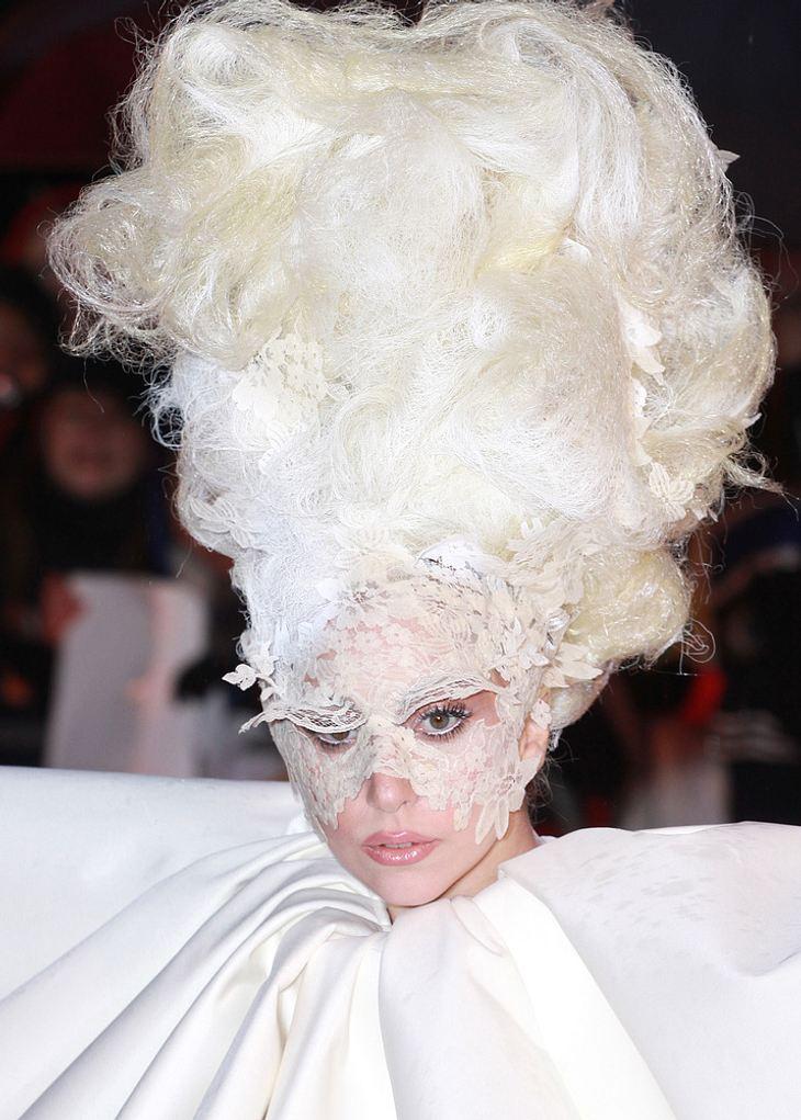 Lady Gaga: Ärger wegen fehlender Unterwäsche?