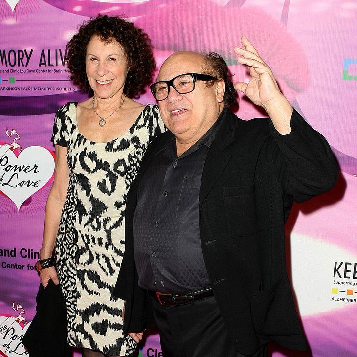 Danny DeVito und seine Frau Rhea Perlman sind wieder zusammen.