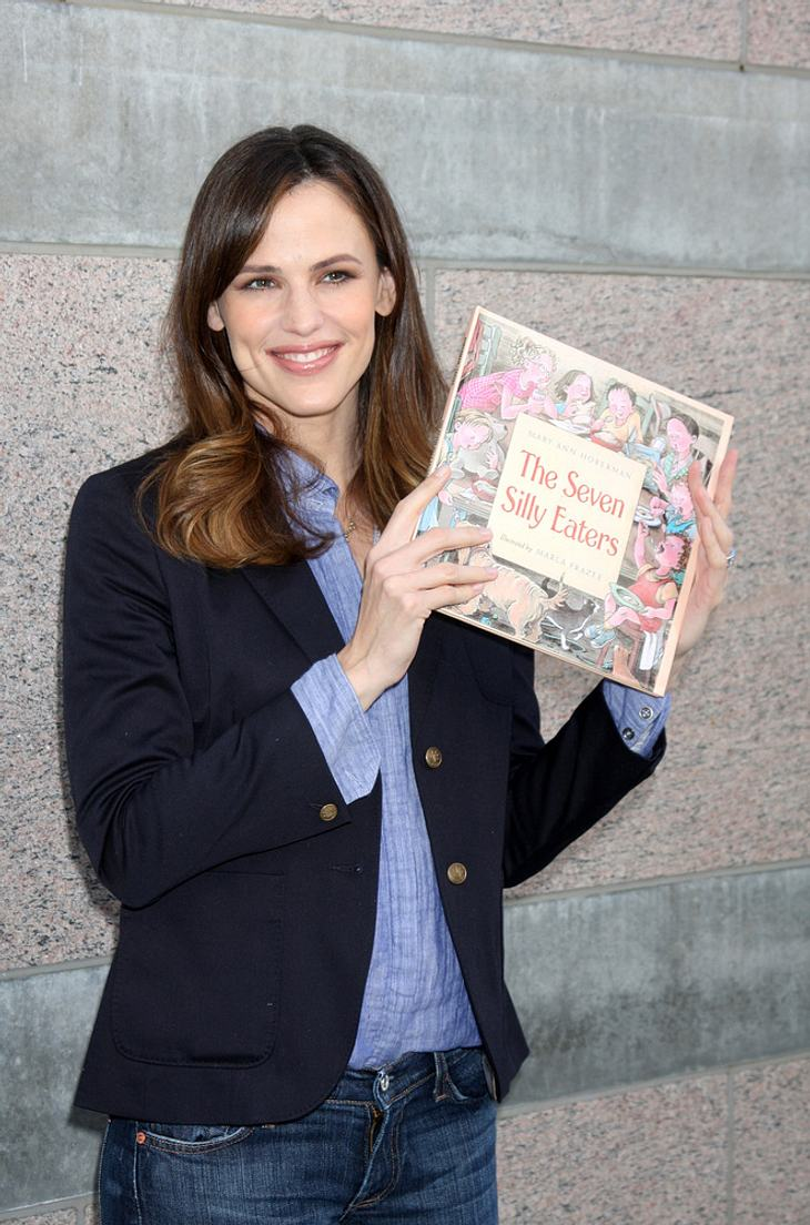 Jennifer Garner & Peter Facinelli unterstützen Lese-Projekt