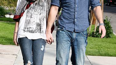 """Miley Cyrus: """"Liam Hemsworth ist meine erste Liebe"""""""