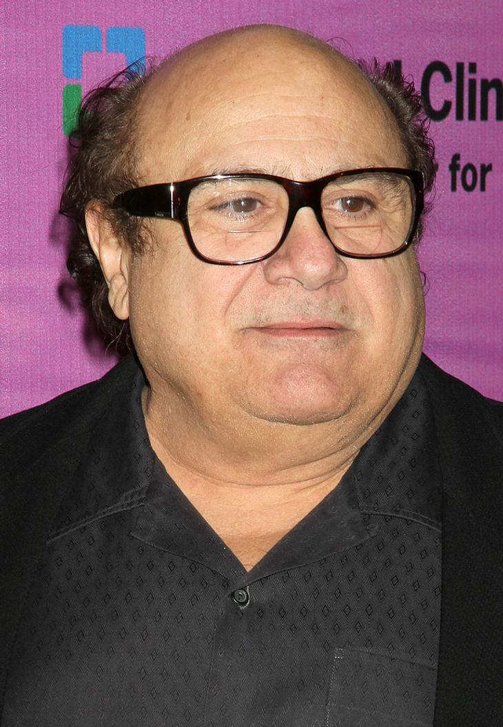 DeVito, Nicholson & Sarandon in New Jersey-Ruhmeshalle aufgenommen