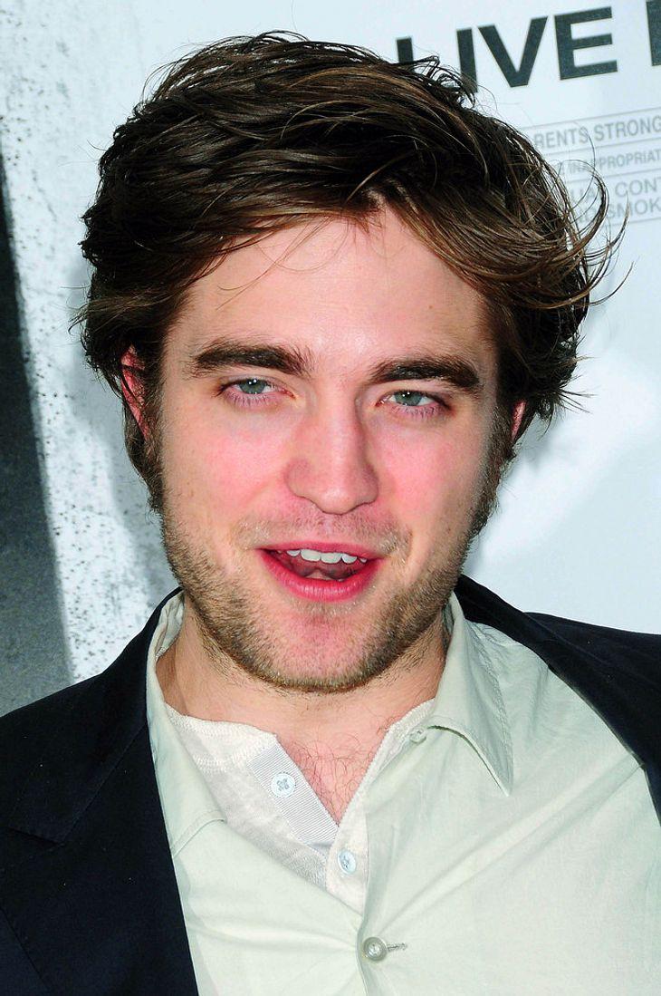 Robert Pattinson: Ruhm kommt Musiktraum in die Quere