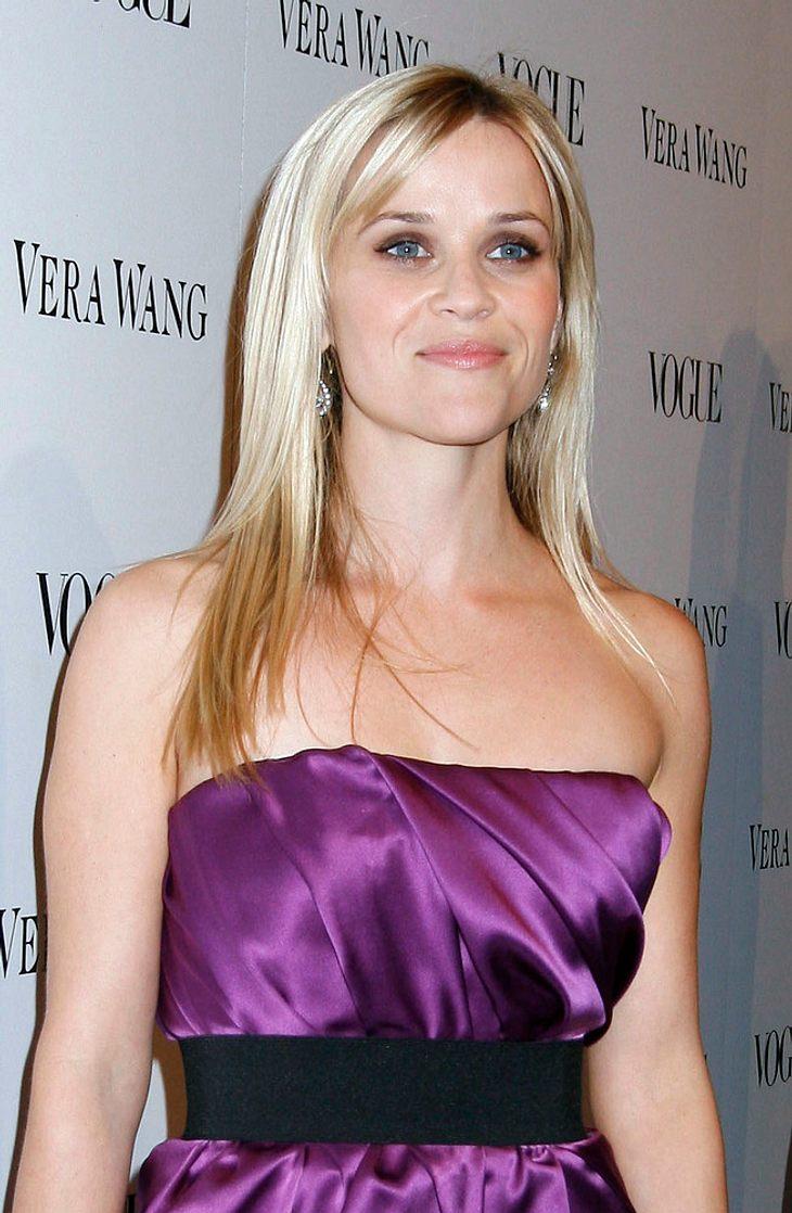 Reese Witherspoon dementiert Baby-Gerüchte