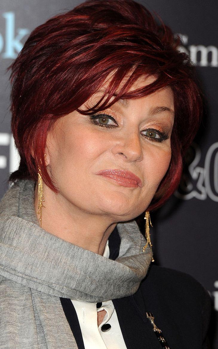 Sharon Osbourne kritisiert Paparazzi-fürchtende Promis