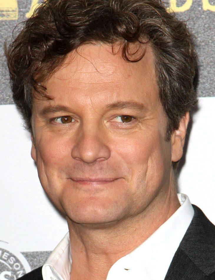 Colin Firth zum schönsten Briten gekürt