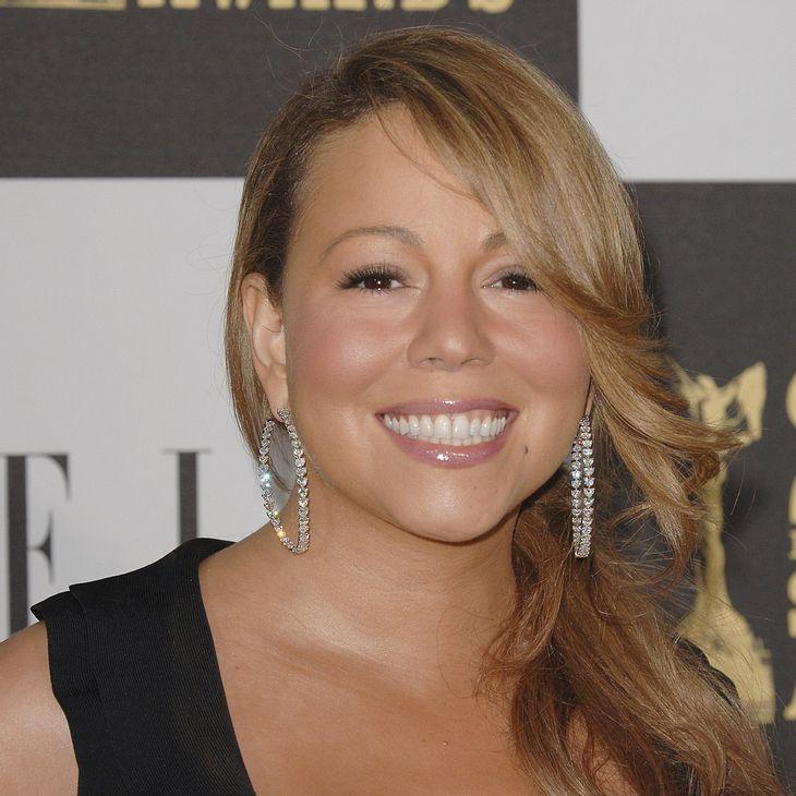 Mariah Carey: Applaus bei der Geburt
