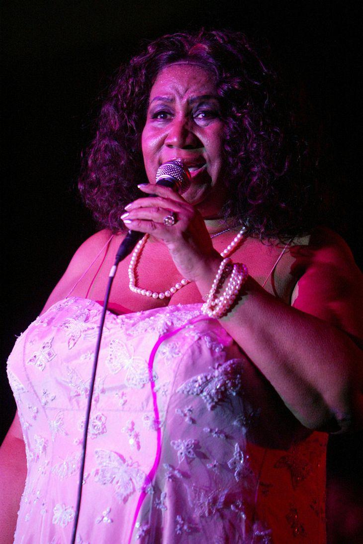 Aretha Franklin: Operation gut verlaufen