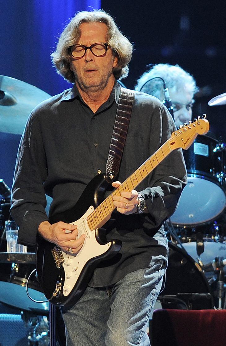 Neues Album von Eric Clapton
