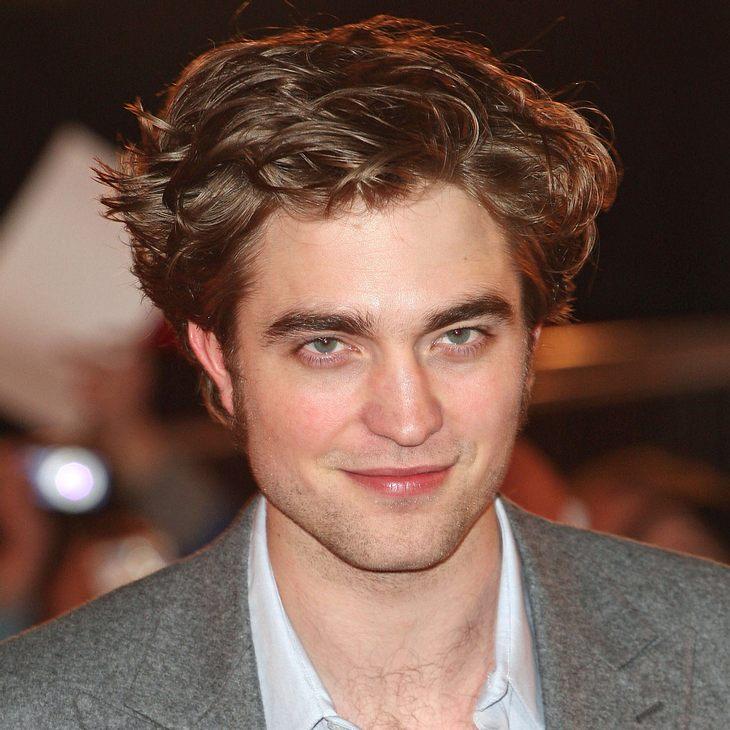 Robert Pattinson verschenkt Trennungs-Präsente