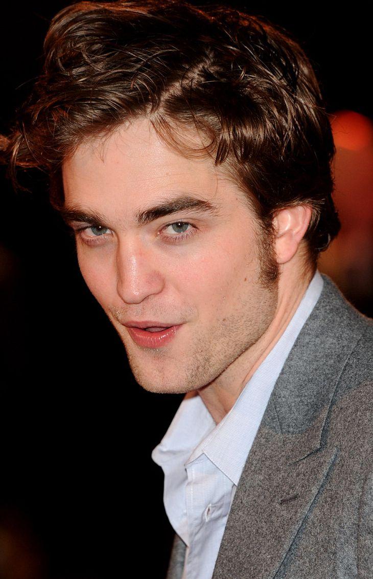 """Robert Pattinson begeistert über """"Twilight""""-Musik"""