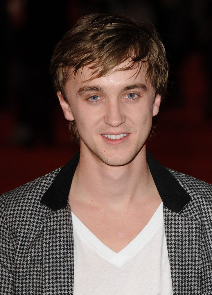 """Harry Potter""-Star Tom Felton macht Musikalbum"