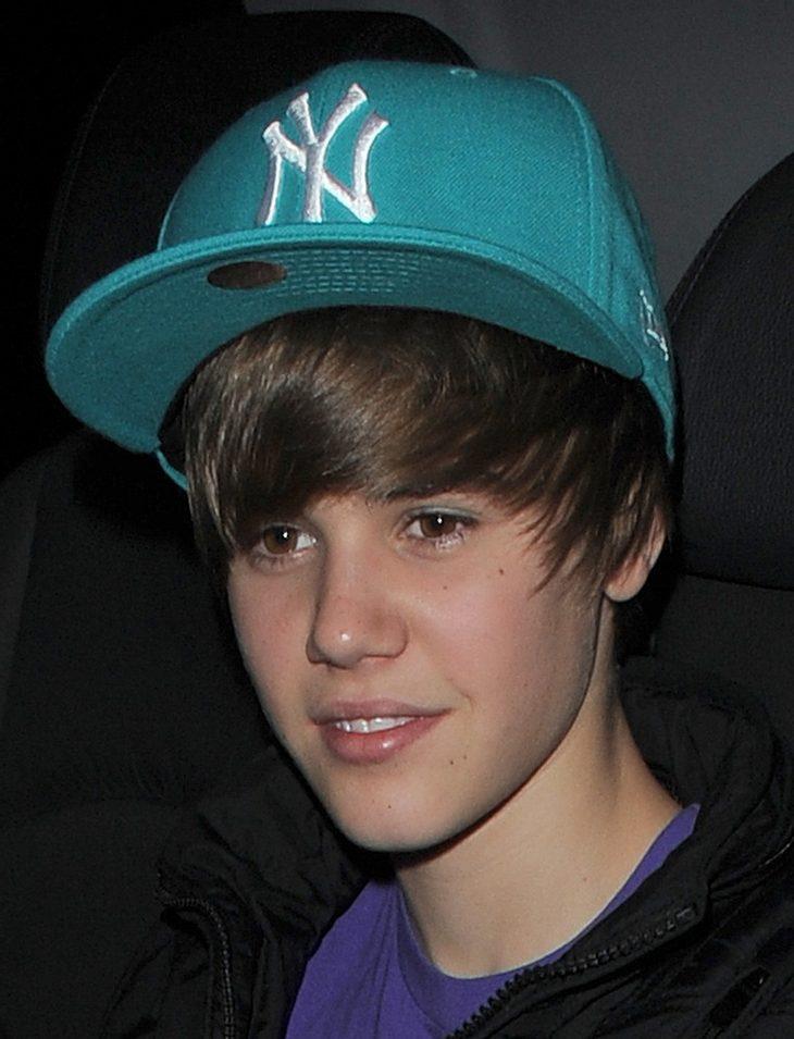 Justin Bieber hat seinen Hut zurück
