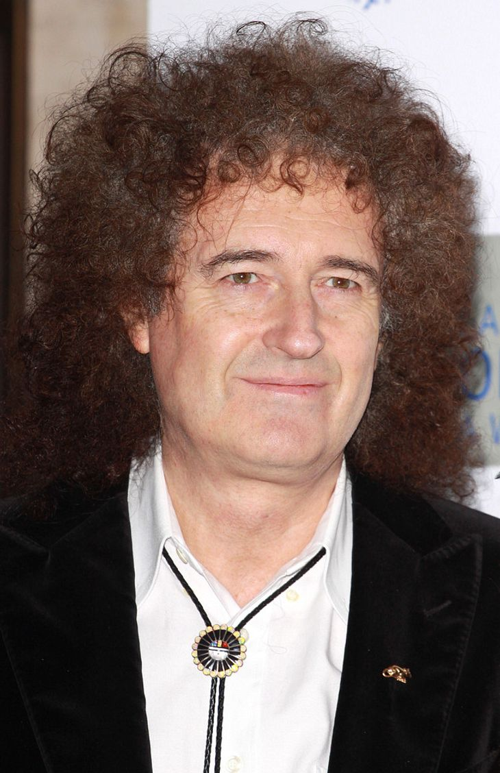 Brian May plant neues Musical