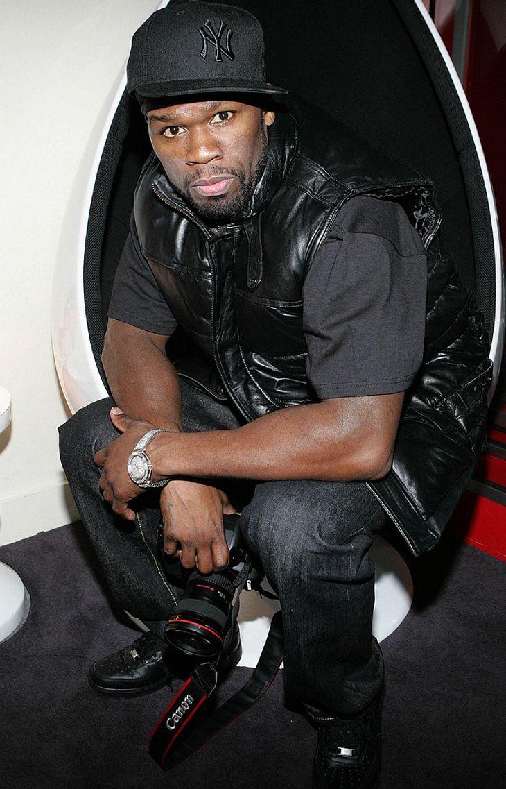 50 Cent behält Musik für sich