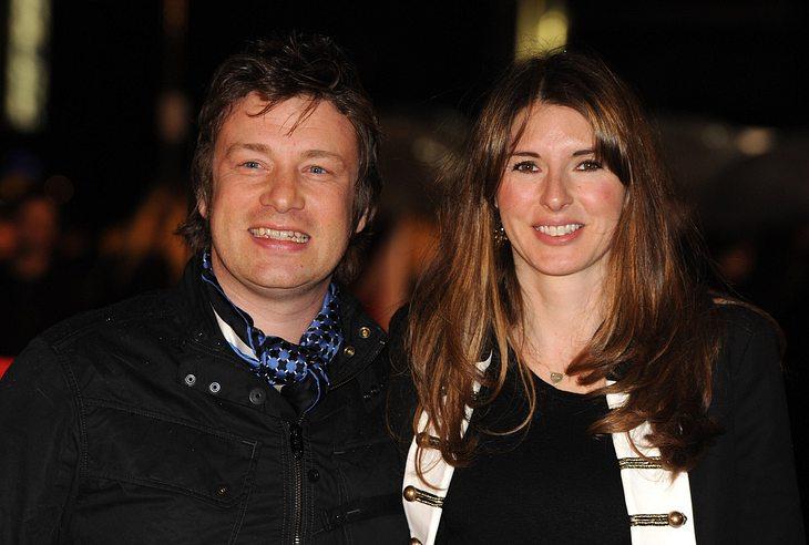 Söhnchen für Jamie Oliver