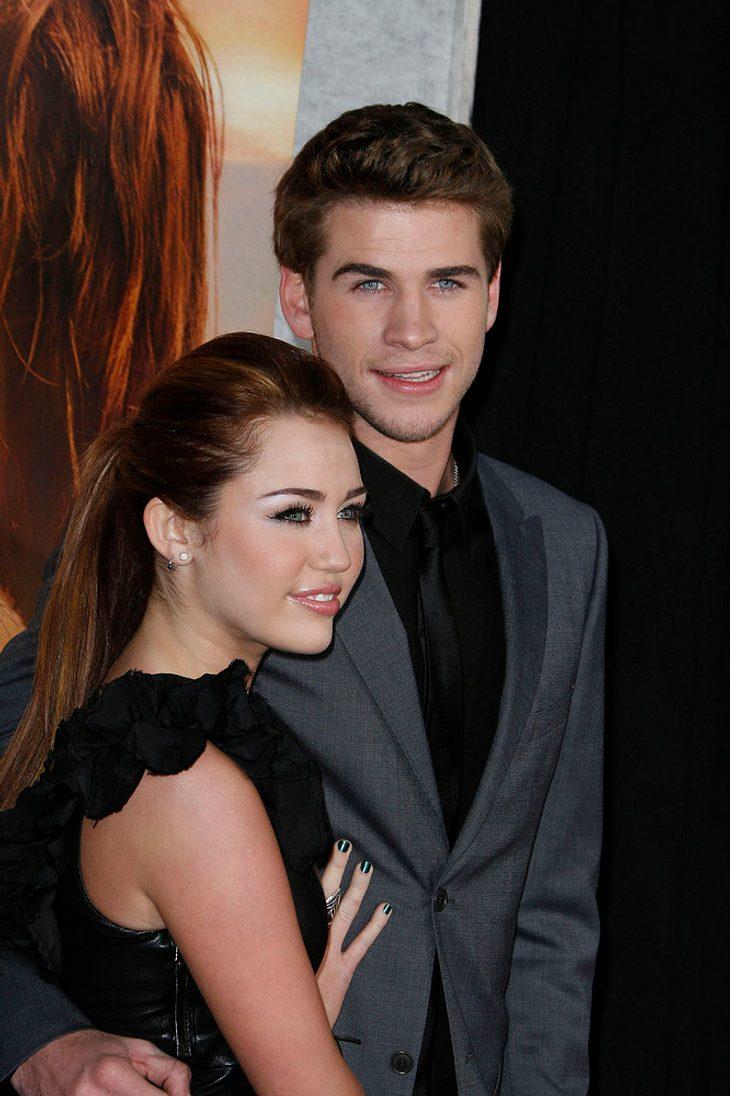 Miley Cyrus & Liam Hemsworth wohnen nicht zusammen