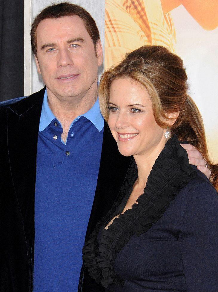 John und Kelly schwelgen im Babyglück.