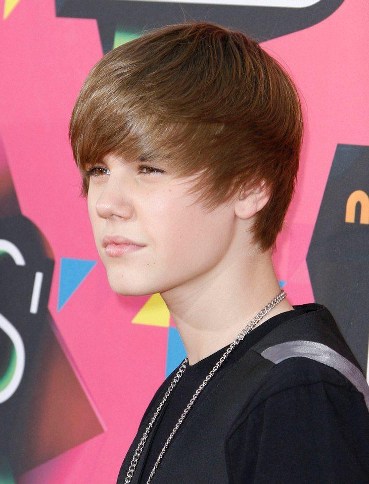 Justin Bieber ist im Stimmbruch
