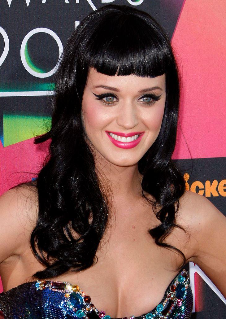Katy Perry: Russell Brand versessen auf Hochzeitsplanungen