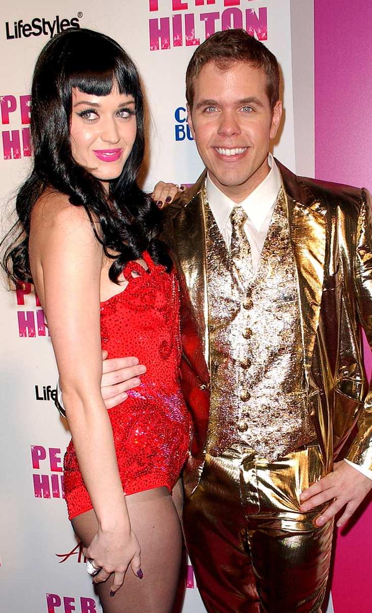 Katy Perrys Elefanten-Überraschung für Perez Hilton