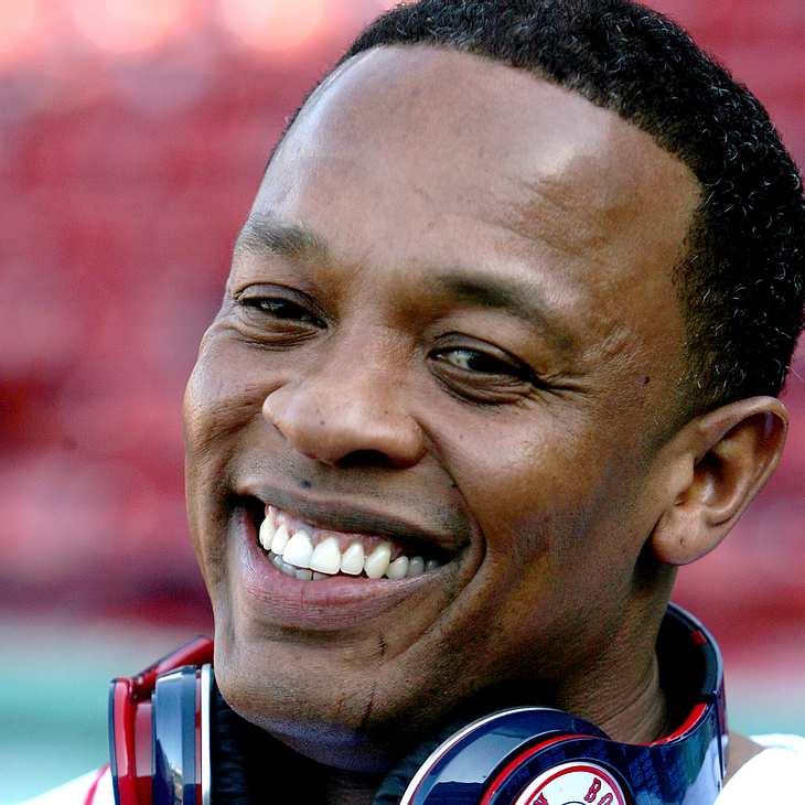 Dr. Dre soll seine Ex-Verlobte verprügelt haben