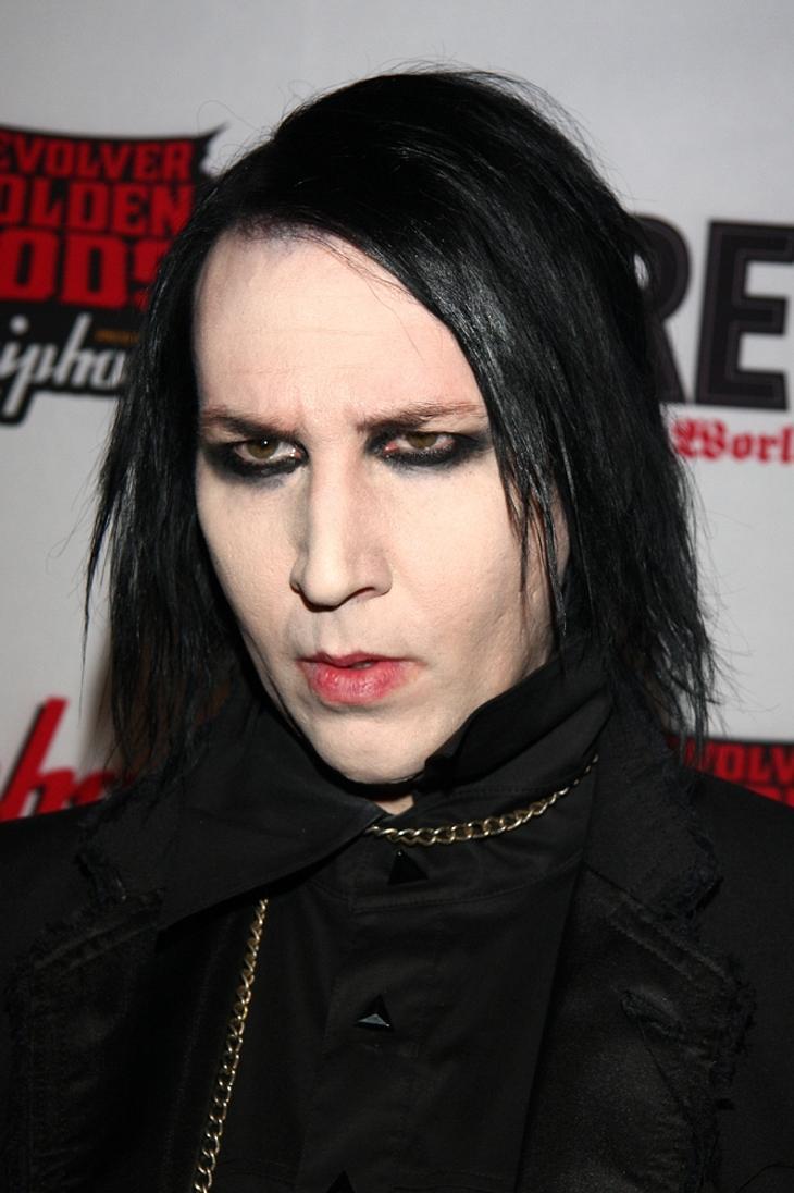 Marilyn Manson plant Comeback