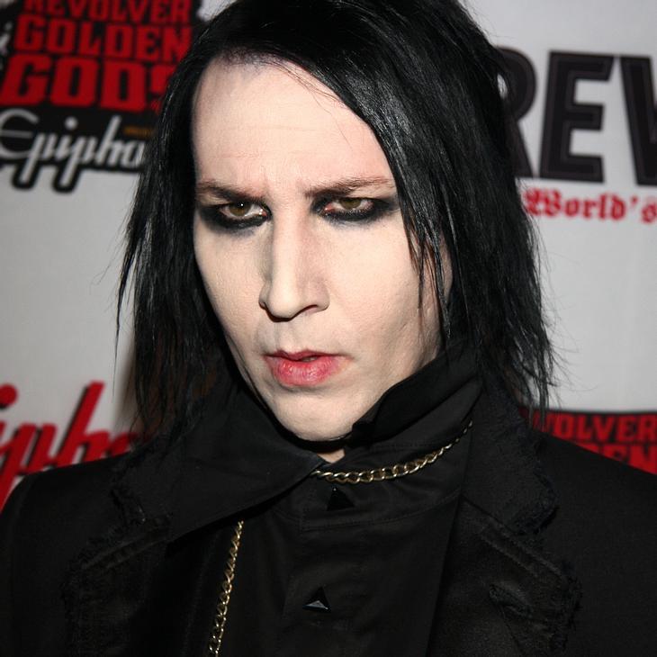 Marilyn Manson & Rammstein rocken beim Echo