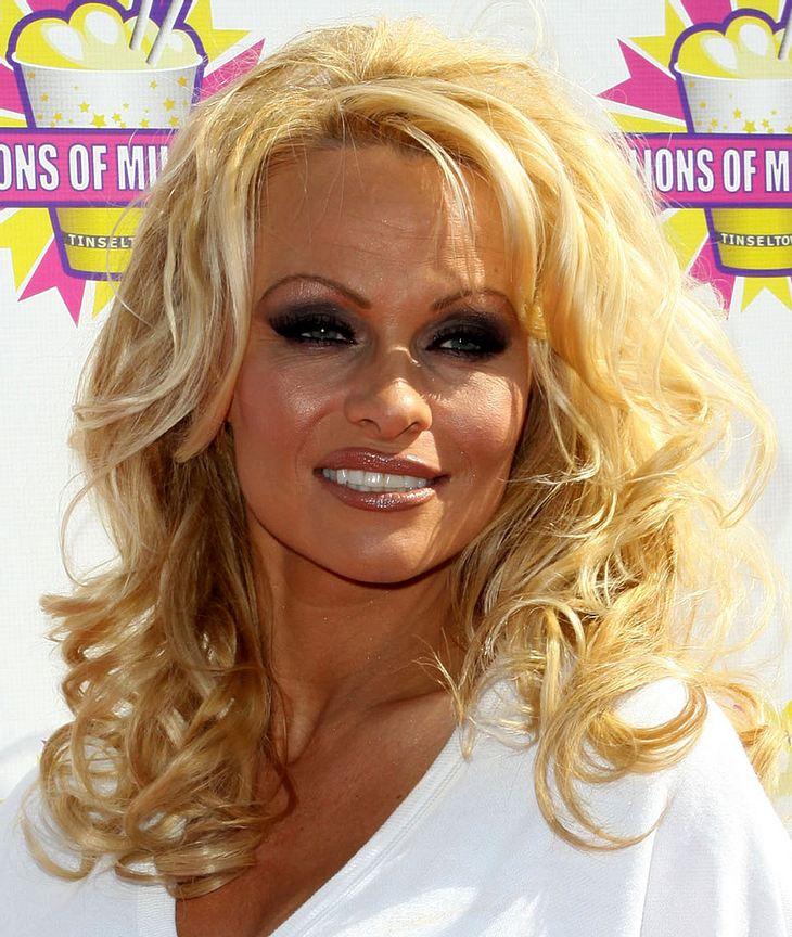 Pamela Anderson mistet aus