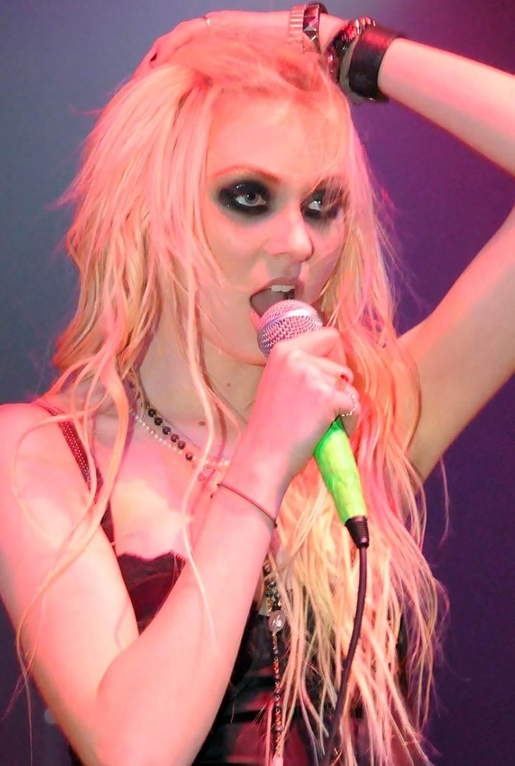 """Taylor Momsen: """"Leighton Meesters Pop-Platte ist super"""""""