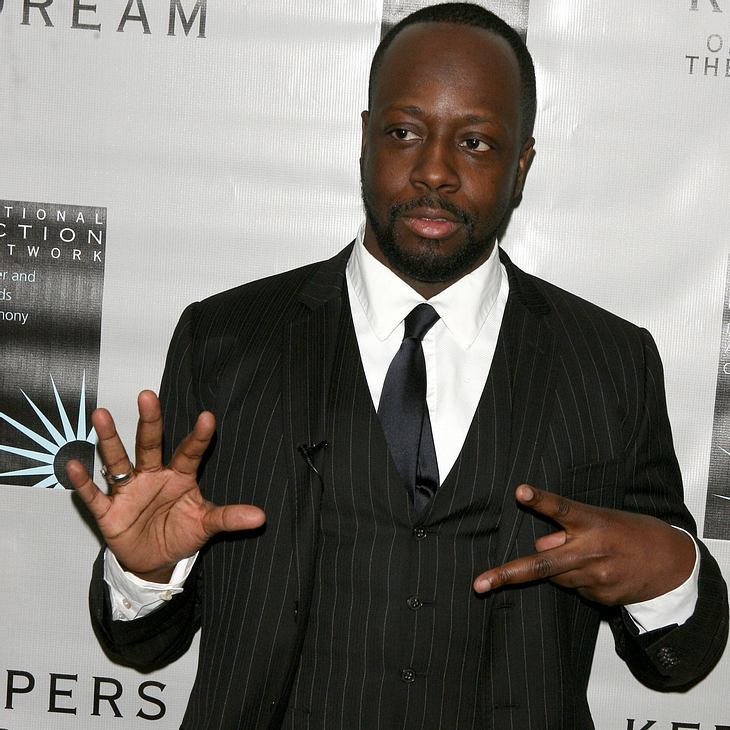 Schüsse auf Hip-Hop-Star Wyclef Jean