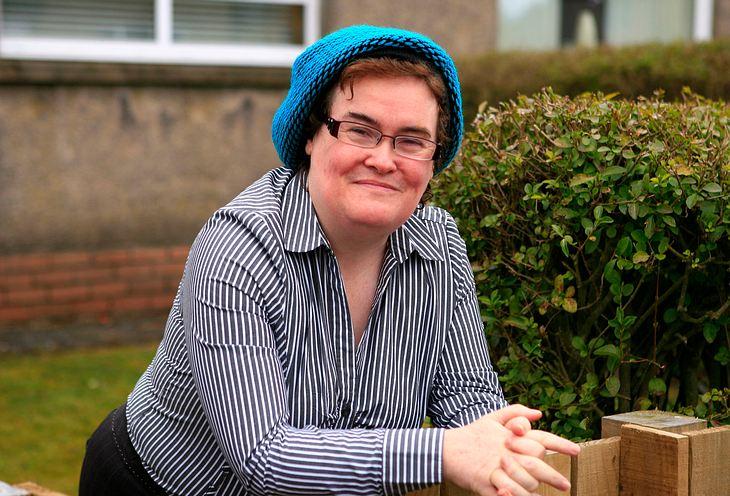 Susan Boyle schreibt Memoiren