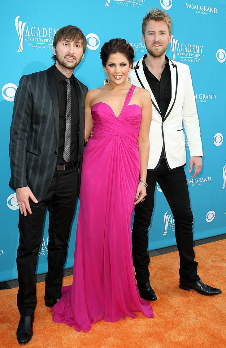Lady Antebellum räumen bei ACM Awards ab
