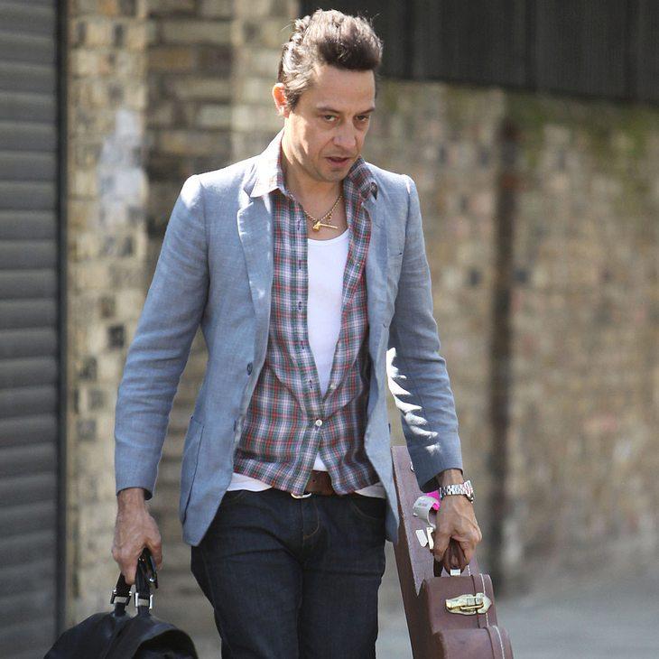 Jamie Hince benutzt Kate Moss nicht zur Promotion seiner Band