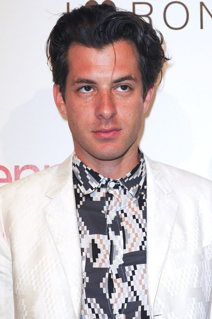 Mark Ronson will Stern für DJ AM