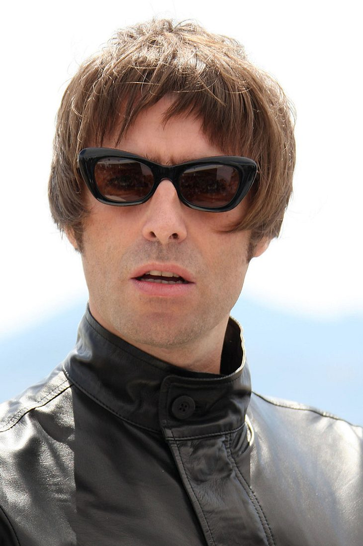Liam Gallagher eröffnet befristeten Laden in London