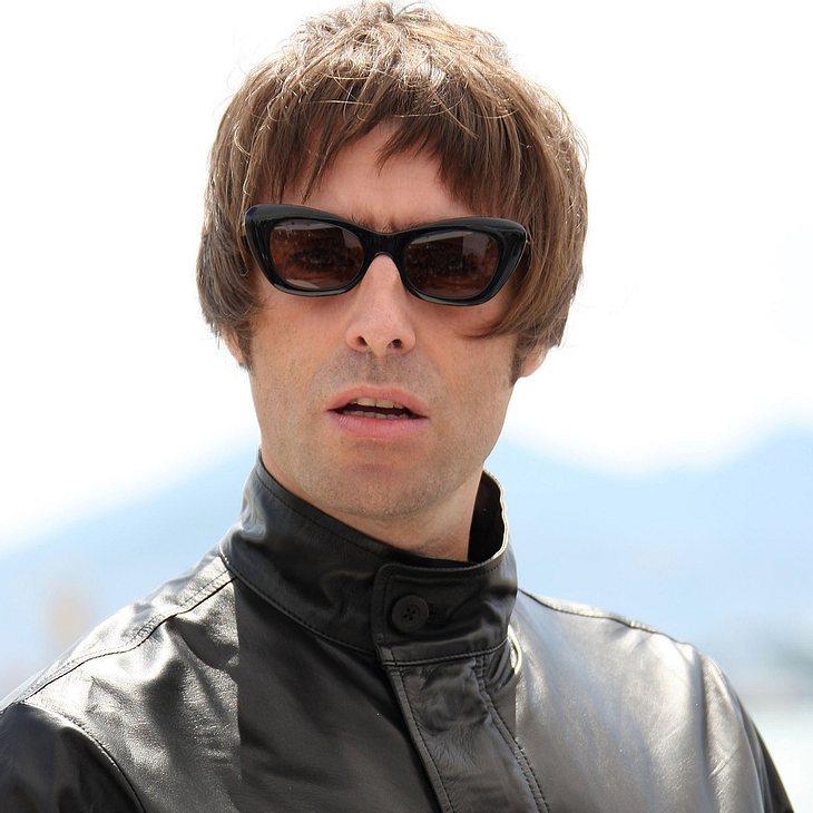 Liam Gallagher: Überraschungsauftritt in Manchester