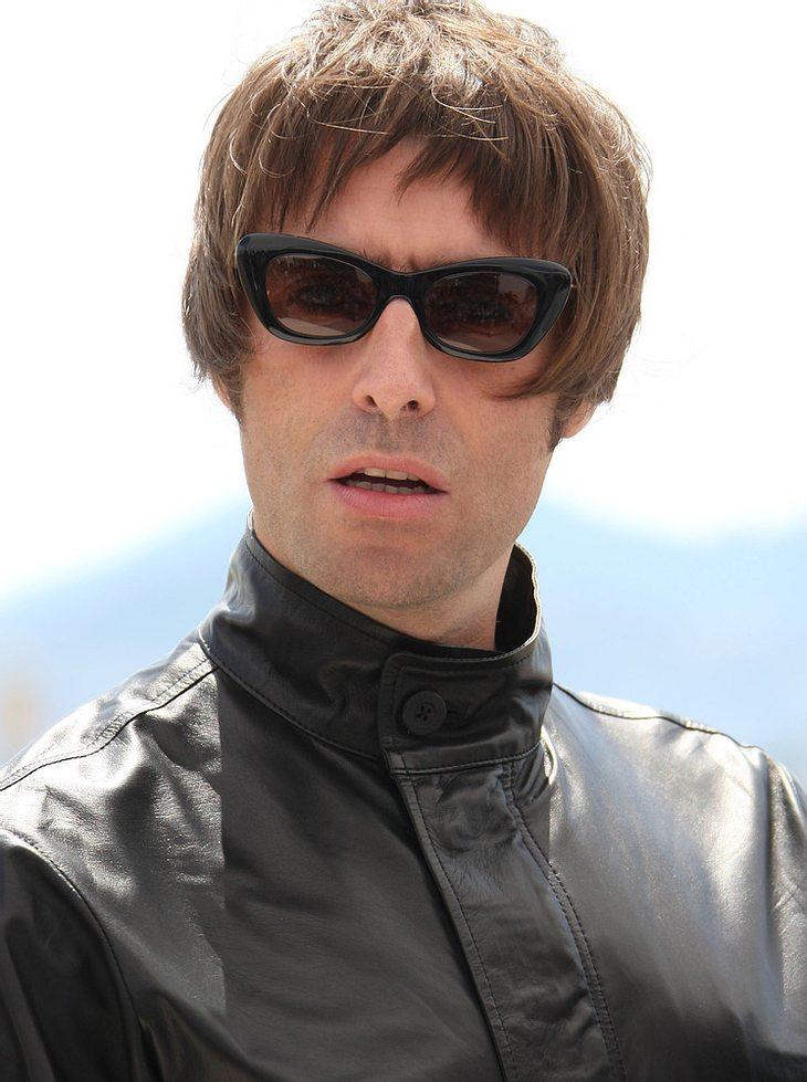 Liam Gallagher rockt Modepreis