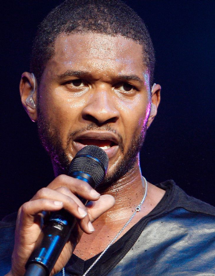 Usher: Shows in New York und London am selben Tag