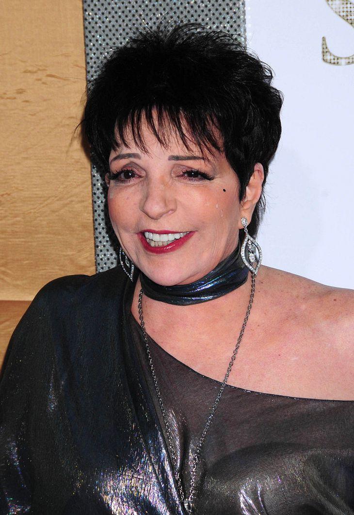 Liza Minnelli wird Designerin