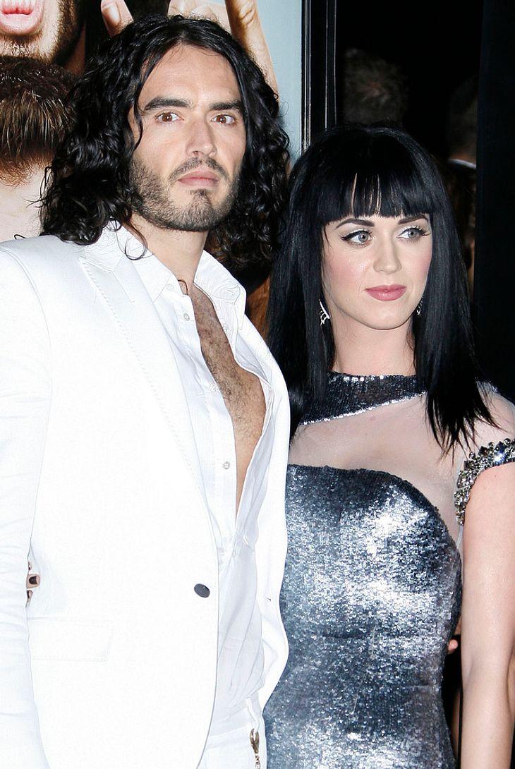 Katy Perry & Russell Brand auf Wohnungssuche in New York