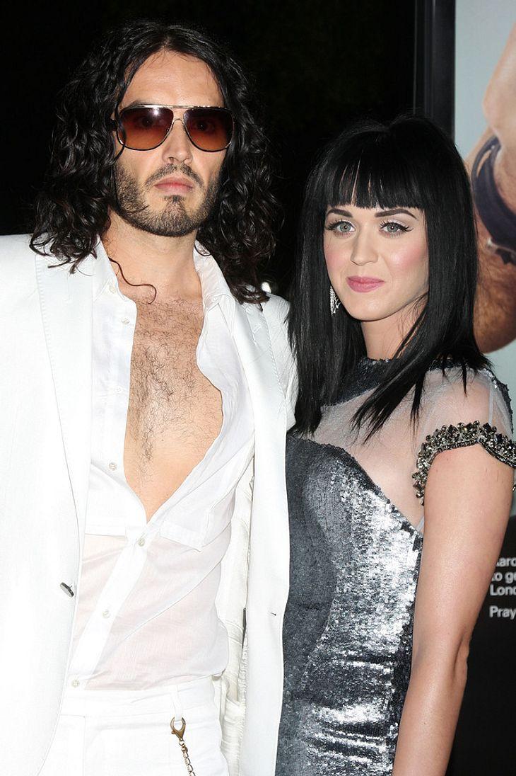 Katy Perry will Russell Brands Buch nicht lesen