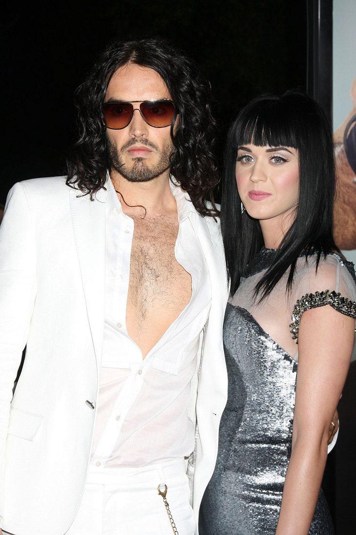 Russell Brands Liebe zu Katy Perry begann mit einem Armband