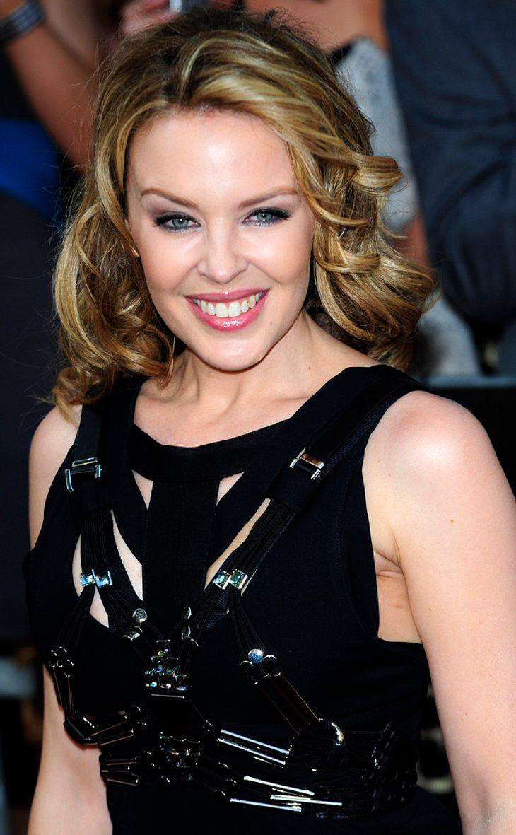 Kylie Minogue kehrt zum Film zurück
