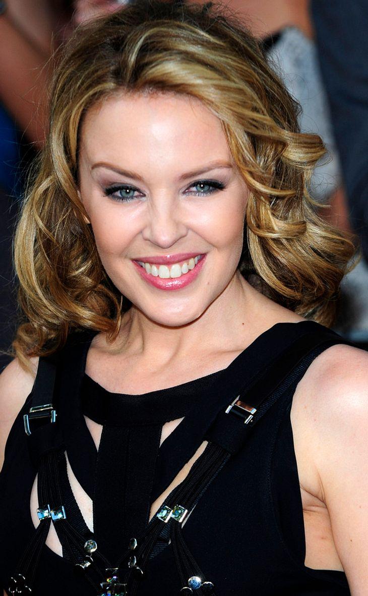 Kylie Minogue will keine große Hochzeit